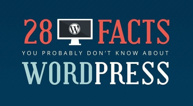 28 Facts You Probably Didn't Know About WordPress